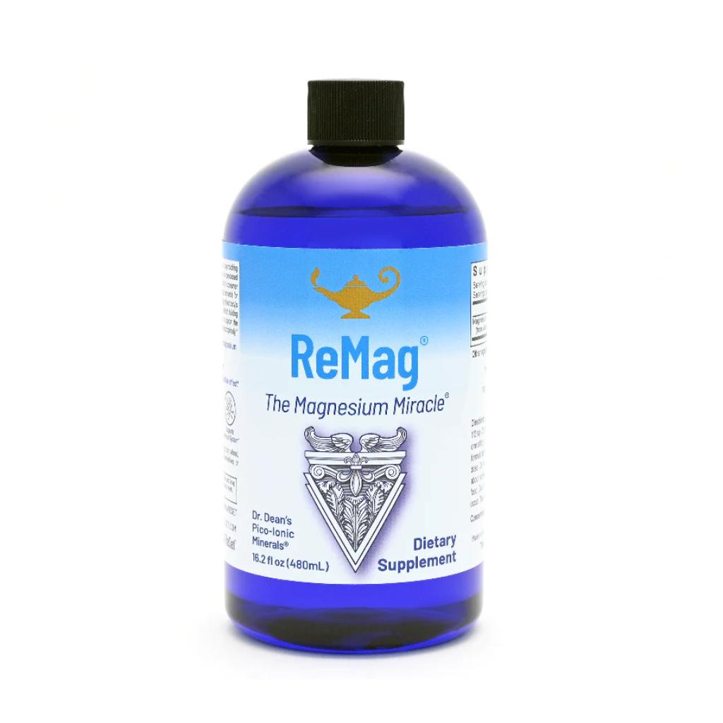ReMag® das Magnesium Miracle™ - 100% resorbierbar