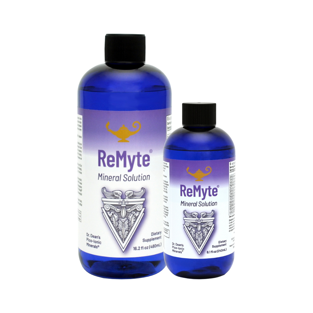 ReMyte® - Minerallösung | Dr. Dean´s piko-ionische Multimineral-Lösung